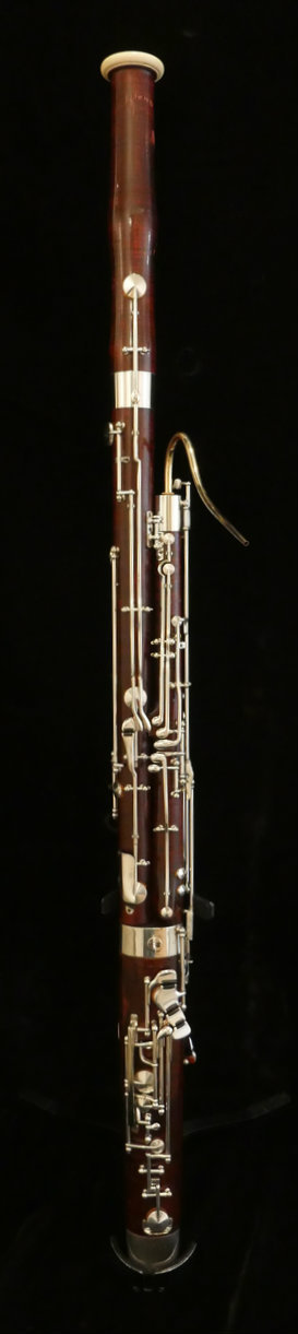 Used Puchner bassoon #7856