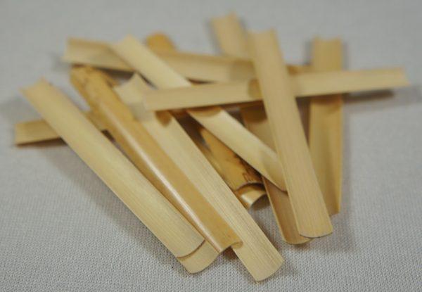 Glotin V gouged oboe cane (gouged by Glotin)