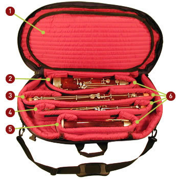Altieri Bassoon Gig Bag